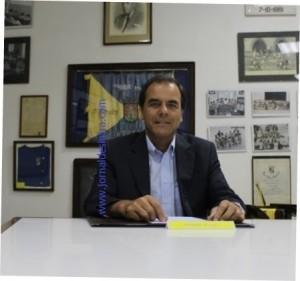 José Sequeira preside ao Sport União Sintrense até 2016