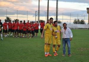 Futebol-Sintrense em 2.º lugar no Torneio Cláudio Lopes em VF Xira