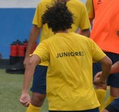 Futebol-Sintrense recebe Eléctrico no sábado, dia 5, na 2.ª Divisão Nacional de Juniores-Série D
