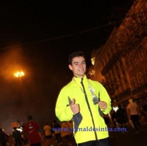 """Leonardo Coelho (Run Lovers), o melhor na corrida """"São Silvestre de Lisboa"""""""