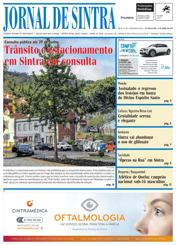 Capa da edição de 14/06/2019