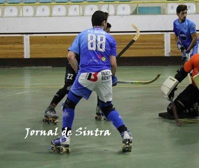 HC Sintra procura 2.ª vitória no campeonato