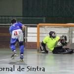Bernardo Maria com 4 golos, eximio nas bolas paradas