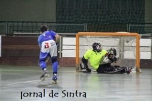 Hockey Club de Sintra e Oeiras empatam (5-5) na 2.ª Divisão nacional
