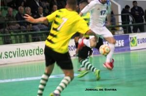 Futsal- Vila Verde goleia (8-0) Vialonga no acerto de calendário da 1.ª Divisão da AFL