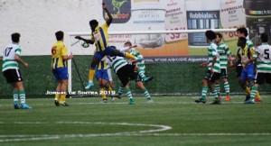 Juniores A- 1.ª Divisão da AFL; Lourel bate (2-0) Atlético do Cacém