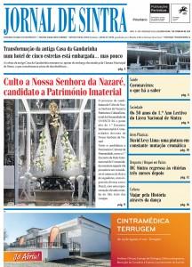 Capa da edição de 07/02/2020
