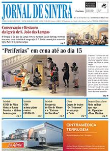 Capa da edição de 05/03/2020