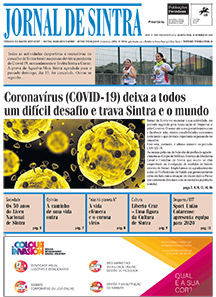 Capa da edição de 19/03/2020