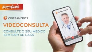 Videoconsultas Cintramédica – Novo serviço