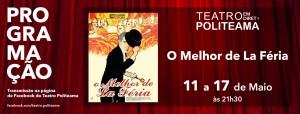 Assista às transmissão dos grandes espetáculos de Filipe La Féria em direto na página de Facebook do Teatro Politeama.