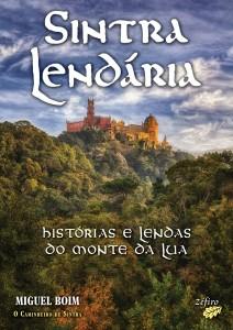 Sintra Lendária - Capa