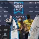 Carolina Mendes e Afonso Antunes vestem de amarelo, em Sintra