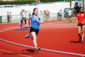 JOMA, vice-campeã em femininos no Regional de Pista da AAL-sub 20
