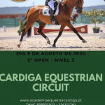 Cardiga Equestrian Circuit realiza-se no dia 9