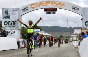 Luís Mendonça (EFAPEL) é o camisola amarela do Troféu Joaquim Agostinho