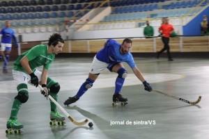 Hockey Club de Sintra derrota HC Mealhada por 3-2 e sobe ao 2.º lugar- Zona Sul