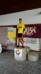 Ciclismo-Bruno Saraiva, vence 45.ª Volta à Madeira