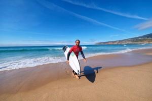 Frederico Morais é o campeão nacional de Surf da Liga Meo 2020