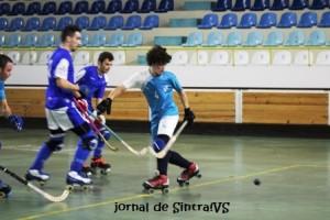 HC Sintra vence Nafarros (2-6) no nacional de sub 23 (Zona Sul)