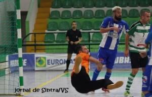 Futsal- Vila Verde e Carregado empatam (3-3) na 7.ª Jornada- 1.ª Divisão da AFL