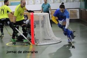 HC Sintra e Candelária empatam (2-2) no nacional da 2.ª Divisão-Zona Sul