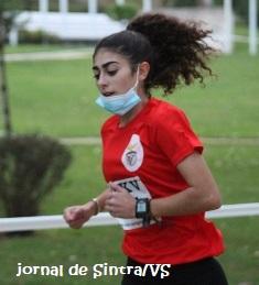 Corta mato de Abertura da AAL- Inês Saraiva, ganha na estreia com a camisola do SL Benfica