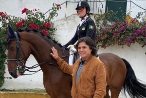 Músico Luís Represas junta-se à causa da Paradressage