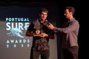 Surf- Gony Zubizarreta vence prémio Pedro Lima, em Cascais