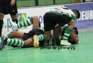 Futsal- Taça de Portugal (1.ª Eliminatória); SC Vila Verde afasta Novos Talentos. MTBA também apurado