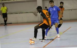 Futsal- MTBA perde em casa (3-4, no acerto da 2.ª jornada do nacional da 2.ª Divisão (Série F))