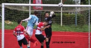 1.º Dezembro e Pêro Pinheiro empatam (0-0) no Campeonato de Portugal