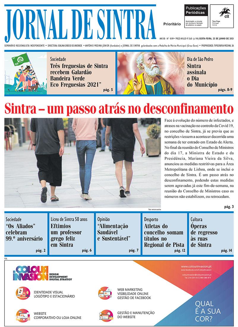 Capa de edição 24/06/2021