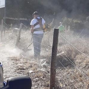 Estação Romana de Colaride – Junta de Freguesia de Agualva  promove acção de limpeza no dia 21 de Agosto