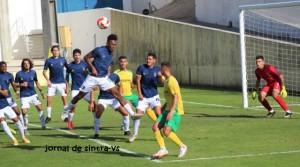 Sintrense garante presença na 3.ª Eliminatória da Taça de Portugal