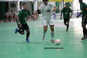 Derbi concelhio no futsal ganho pela equipa de Vila Verde